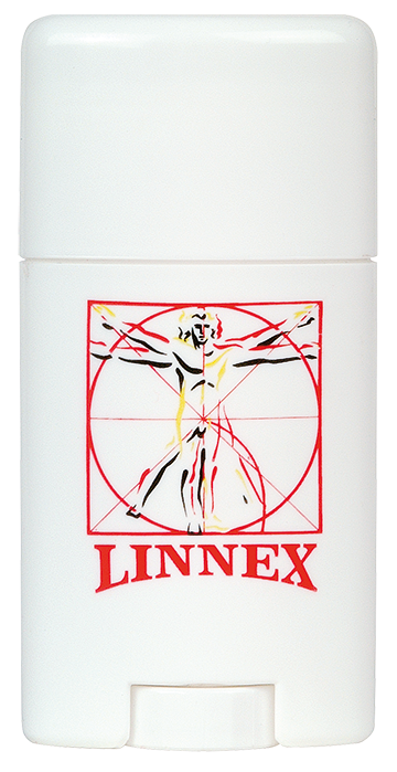 Bruk Linnex varmestift når du er stiv og støl